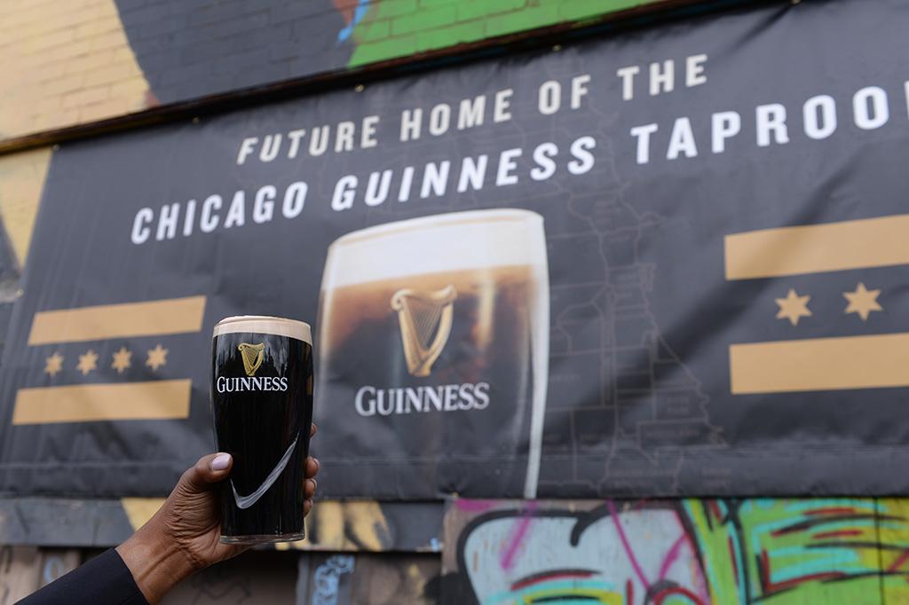 Guinness Chicago Taproom