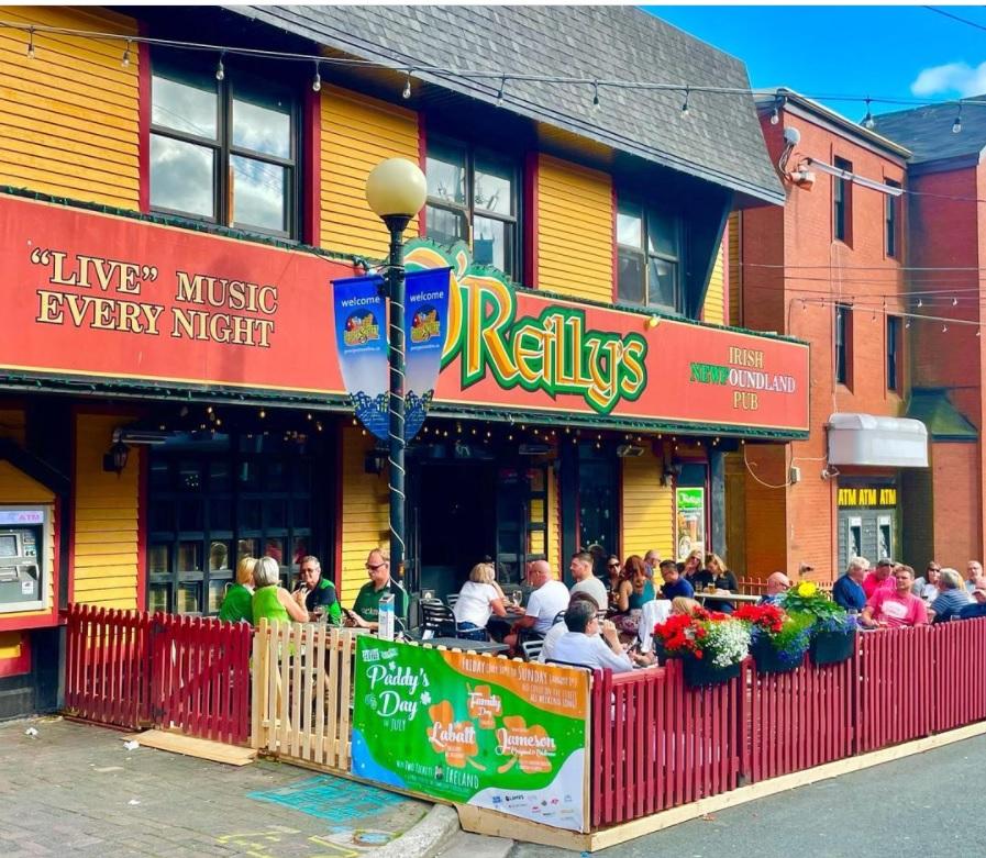 O'Reilly's Irish Newfoundland Pub