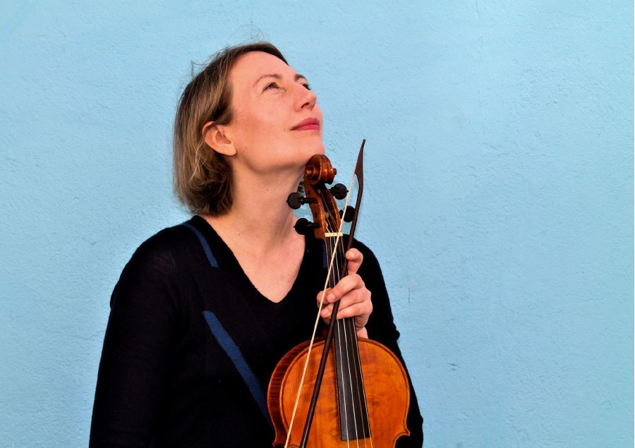 violinist Marja Gaynor
