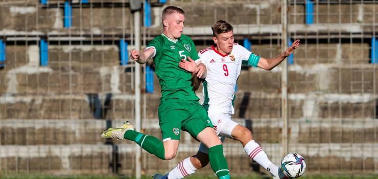 Cathal Heffernan Irish U17