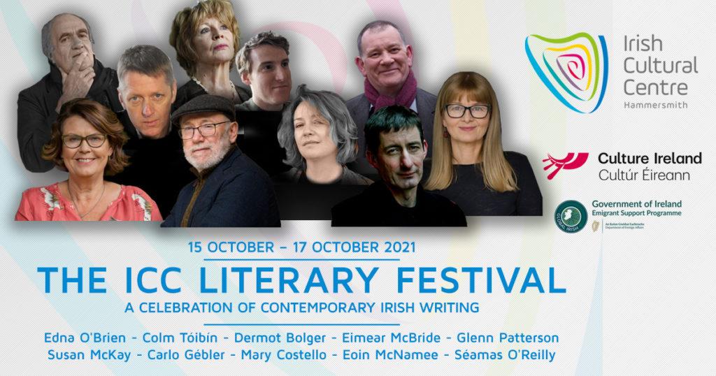 ICC London Literary Festival